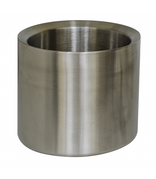 Wine By Your Side Stainless Steel Ice Bucket, 1/EA, 20034