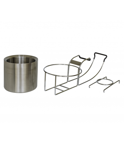 Wine By Your Side 3-Piece Wine Holder Set, 1/EA, 20014